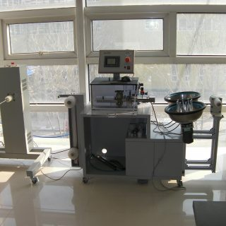FBG Arrays and Cables Reel to Reel Processing Station