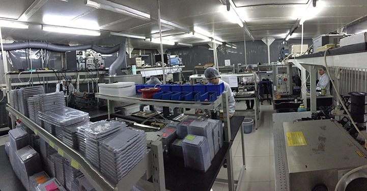 Technica Clean room Production