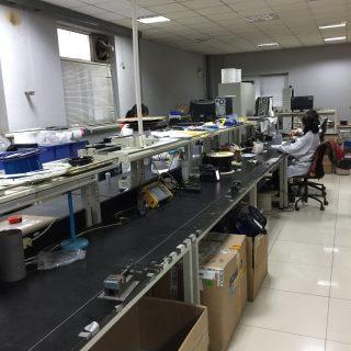 Technica FBG Sensor Arrays Production Lab 3