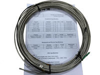 FBG Temperature Sensing Cable T140