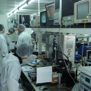 FBG Cleanroom Production System
