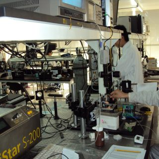 FBG Production Station 7