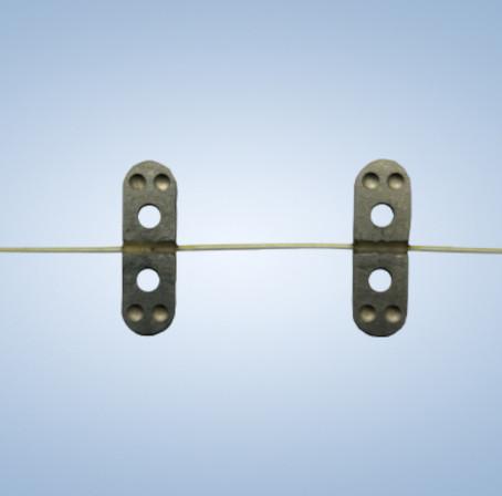 T202 Steel Narrow Anchor FBG Sensor Image